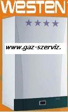 Kondenzációs gázkazán beépített rosdamentes tárolóval  Értékesítés - Telepítés - Szervíz